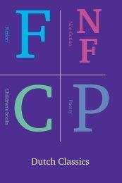Dutch Classics - Nederlands Letterenfonds
