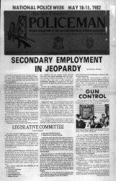 April 1982 - San Francisco Police Officers Association