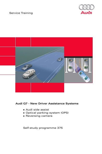 service driver assist system