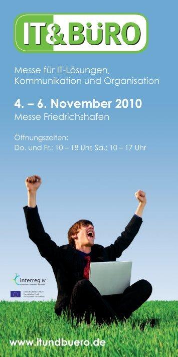 4. – 6. November 2010