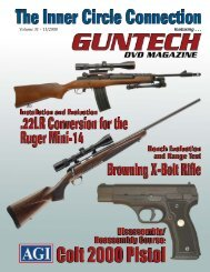 Special of the Month! - Gun Club of America