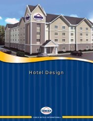 Suburban Extended Stay Hotel - Choice Hotels International