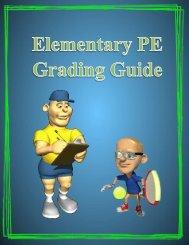 TPT PE Grading Guide