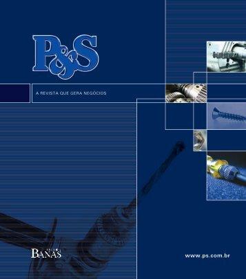 dos leitores da P&S têm participação no processo de ... - Revista P&S