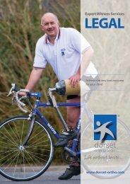 Legal Brochure 2013 - Dorset Orthopaedic
