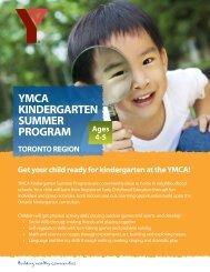 Toronto Region_online - YMCA of Greater Toronto