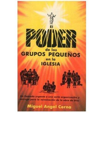 Poder de Grupos Pequeños - Ptr. Arturo Quintero