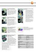Rychlá a bezpečná kontrola těsnosti rozvodů plynu a vody - Test, sro - Page 3