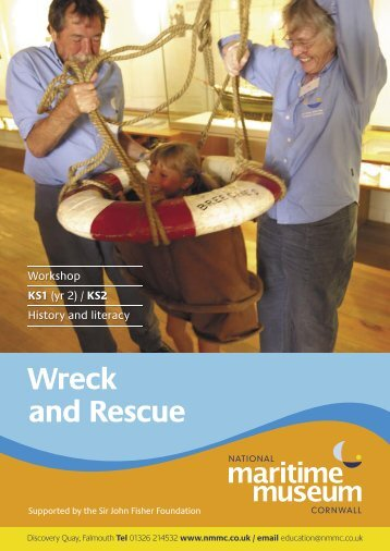 Wreck and Rescue