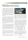 Dipimpin Roh - ROCK Sydney Indonesian Church - Page 7