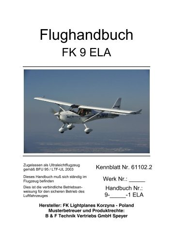 FK9 ELA Rev 8.pdf - FK-Lightplanes