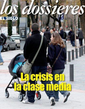 La crisis coloca a buena parte de las familias españolas ... - El Siglo