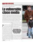 La crisis coloca a buena parte de las familias españolas ... - El Siglo - Page 2