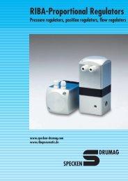 RIBA-Proportional Regulators Download - Specken-Drumag