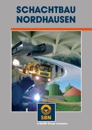 SCHACHTBAU NORDHAUSEN GmbH