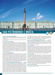 SAN PIETROBURGO E MOSCA - Utat Viaggi