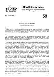 Aktuální informace č. 59/2011 - ÚZIS ČR