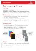 Vorgaben zur Datenanlieferung QUALITÄT IST UNSER FORMAT - Seite 3