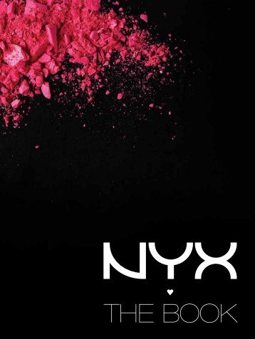 Product guide - NYX Cosmetics
