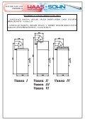 Technický nákres - Krbová kamna s výměníkem - Page 2
