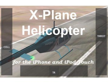 X-Plane Helicopter Manual - X-Plane.com