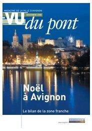 du pont Noël à Avignon