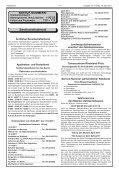 Wochenzeitung mit den amtlichen Bekanntmachungen der ... - Seite 4