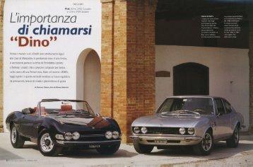Fiat «Dino 2400 Coupé»