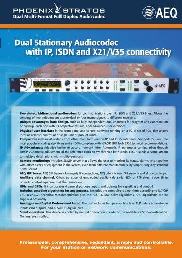 Catalog - AEQ International