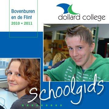 Voorzieningen en activiteiten - Dollard College
