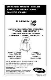 PLATINUM 5 - Invacare