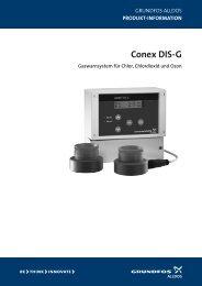 Conex diS-G - Alldos