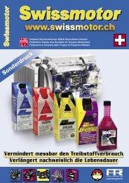Sonderdruck - Schmierstoffe für Motoren