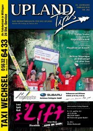 Februar-2010-Upland-Tips - Willingen live