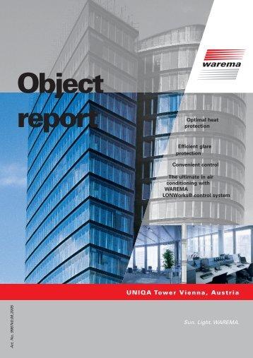 Warema Hamburg warema magazines