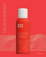 Multichi Energy Produktark - Eqology