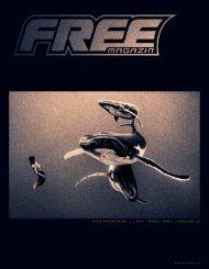 FREE-MAGAZIN NR. 2 / 2007 | MÄRZ / APRIL | AUSGABE 30