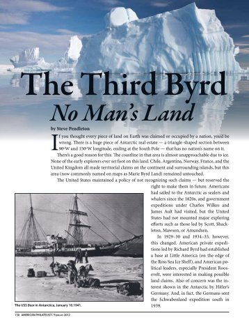 The Third Byrd - American Philatelic Society