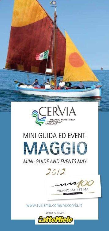 MINI GUIDA ED EVENTI - Turismo Comune di Cervia