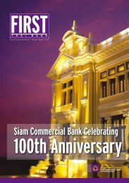 Siam Commercial Bank Celebrating