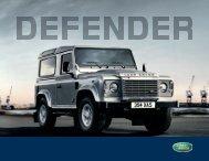 capacités - Land Rover