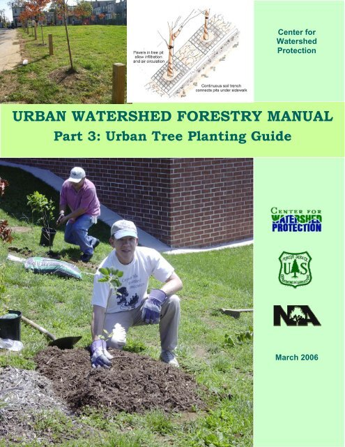 Part 3 Forestry Manual - School of Forest Resources & Conservation