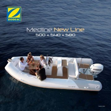 Zodiac Medline 2013 - Western Marine