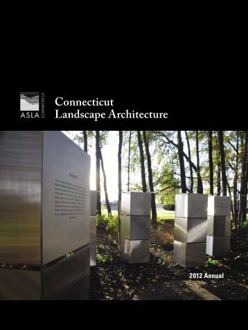 Connecticut landscape architecture - CTASLA