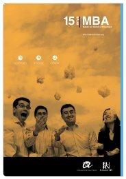 15 MBA - MBA-URV