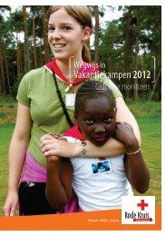 Vakantiekampen 2012 - Rode Kruis-Vlaanderen