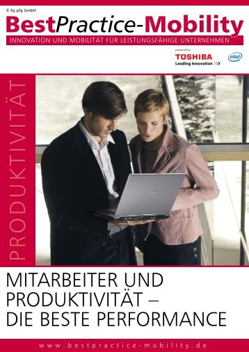 BestPractice-Mobility - GED Artworks GmbH
