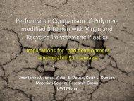 Performance Comparison of Polymer-modified Bitumen ... - Uwi.edu