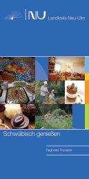 Schwäbisch genießen - Landkreis Neu-Ulm