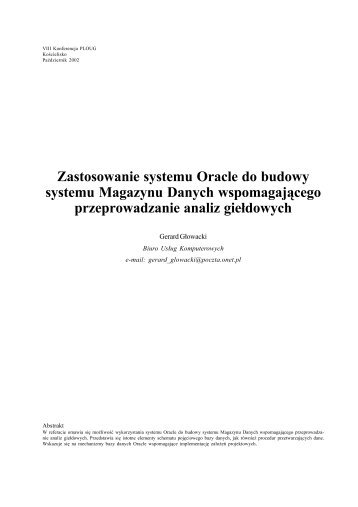 Microsoft Word - Glowacki.doc